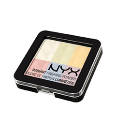 Пудра NYX Radiant Finishing Powder 01 (Цвет 01 Brighten)