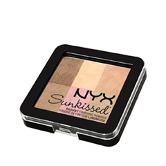 Пудра NYX Professional Makeup Radiant Finishing Powder 02 (Цвет 02 Sunkissed variant_hex_name 9F765A)