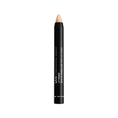 База под помаду NYX Professional Makeup Праймер для губ Lip Primer 01 (Цвет 01 Nude variant_hex_name FFB79E) праймер nyx professional makeup big