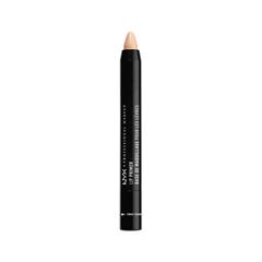 База под помаду NYX Professional Makeup Праймер для губ Lip Primer 01 (Цвет 01 Nude variant_hex_name FFB79E) nyx professional makeup кремовый блеск для губ mega shine lipgloss juicy pink 150