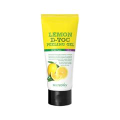 Пилинг Secret Key Пилинг-скатка Lemon D-TOC Peeling Gel (Объем 120 мл)