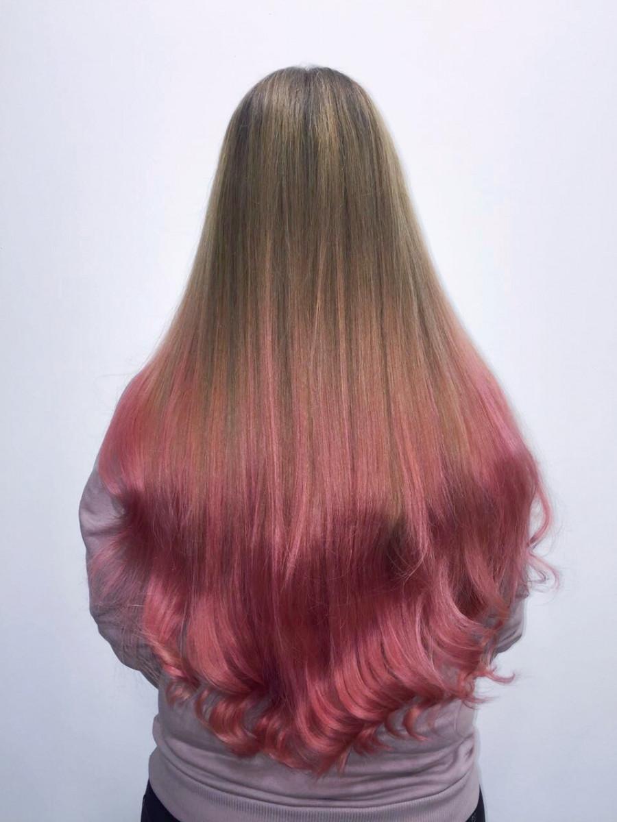 Цвет краски матрикс фото