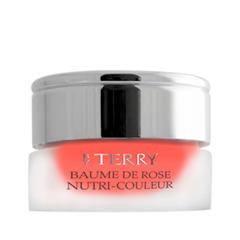Цветной бальзам для губ By Terry Baume de Rose Nutri-Couleur 2 (Цвет 2 Mandarina Pulp variant_hex_name FE6961)