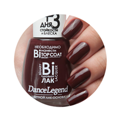 Лак для ногтей Dance Legend Binary 12 (Цвет 12 Katya)