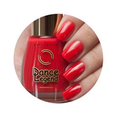 Лаки для ногтей с эффектами Dance Legend Эмаль Gel-Effect 2 1040 (Цвет № 1040 variant_hex_name CC0019)