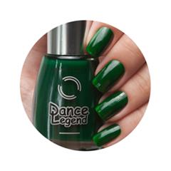 Лак для ногтей Dance Legend Эмаль Glass 1055 (Цвет 1055 variant_hex_name 005D0C)