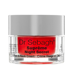 Ночной крем Dr Sebagh Supreme Night Secret Face  Neck (Объем 50 мл)