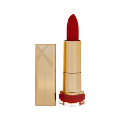 Помада Max Factor Colour Elixir Lipstick 715 (Цвет 715 Ruby Tuesday variant_hex_name A61717) max factor colour elixir lipstick 827 цвет 827 bewitching coral