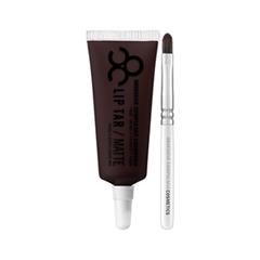 ������ Obsessive Compulsive Cosmetics Lip Tar: Matte Black Dahlia (���� Black Dahlia - Blackest, blackened red)