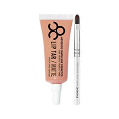 Помада Obsessive Compulsive Cosmetics Lip Tar: Matte Kava-Kava (Цвет Kava-Kava - Light peach neutral variant_hex_name E29F85)
