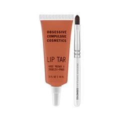 Помада Obsessive Compulsive Cosmetics Lip Tar: Matte Melange (Цвет Melange - Terracotta neutral variant_hex_name BB6041)