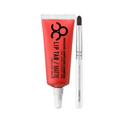 ������ Obsessive Compulsive Cosmetics Lip Tar: Matte Radiate (���� Radiate - Electric red coral)