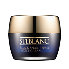 Крем Steblanc by Mizon Black Snail Repair Moist Cream (Объем 50 мл)