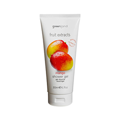 ���� ��� ���� GreenLand Fruit Extracts Shower Gel. �ango (����� 200 ��)