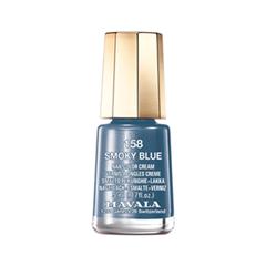��� ��� ������ Mavala Carrousel Color's Collection 158 (���� 158 Smokey Blue)