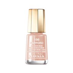 Лак для ногтей Mavala Celebrating 50 Years Collection 186 (Цвет 186 Sapporo  variant_hex_name D6A392)