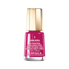 ��� ��� ������ Mavala Creamy Mini Color's 001 (���� 001 Ankara )