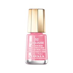Лак для ногтей Mavala Creamy Mini Colors 052 (Цвет 052 Toulouse  variant_hex_name ED8BA2)