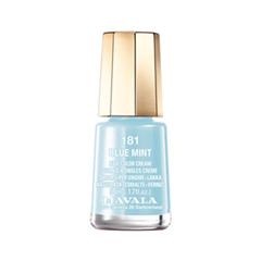 ��� ��� ������ Mavala Delicious Color's Collection 181 (���� 181 Blue mint)