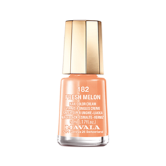 Лак для ногтей Mavala Delicious Colors Collection 182 (Цвет 182 Fresh melon variant_hex_name F8C09D)