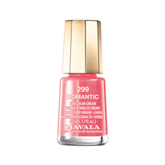 Лак для ногтей Mavala Floral Color's Collection 299 (Цвет 299 Romantic variant_hex_name EB6A77) mavala набор комплекс 3 mavala nail care 1 2 3 manicure a 11 072 1 шт