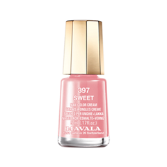 Лак для ногтей Mavala Soft Color's Collection 397 (Цвет 397 Sweet variant_hex_name E9989E) лак для ногтей mavala metropolitan color s collection 353 цвет 353 gold bronze variant hex name 9b5230