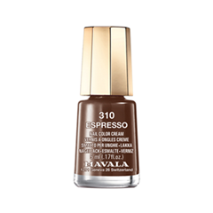 Лак для ногтей Mavala Sublime Collection 310 (Цвет 310 Espresso variant_hex_name 553124) лак для ногтей mavala sublime collection 312 цвет 312 poetic rose variant hex name af4a53