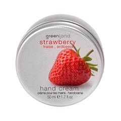 ���� ��� ��� GreenLand Fruit Emotions Hand Cream. Strawberry (����� 50 ��)
