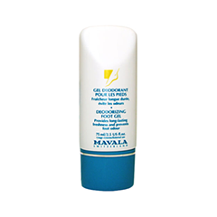 Дезодорант для ног Mavala Дезодорирующий гель для ног Deodorizing Foot Gel (Объем 75 мл)
