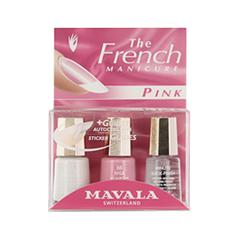 ����� ��� �������� Mavala Manucure French Pink