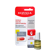 Уход за кутикулой Mavala Масло для кутикулы Cuticle Oil (Объем 5 мл) масло kativa morocco argan oil nuspa масло