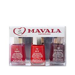 Лак для ногтей Mavala Набор Mavala Kit Valentine's Day