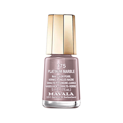 Лак для ногтей Mavala Paradoxe Collection 175 (Цвет 175 Platinum Marble variant_hex_name AF9297)