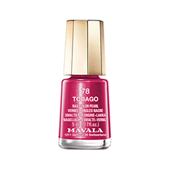 Лак для ногтей Mavala Pearl Mini Colors 078 (Цвет 078 Tobago variant_hex_name 931942)
