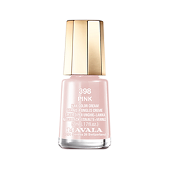 ��� ��� ������ Mavala Soft Color's Collection 398 (���� 398 Pink )