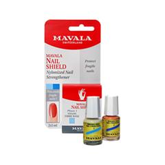 Уход за ногтями Mavala Защитный экран для ногтей Nail Shield (Объем 2*5 мл) лак для ногтей mavala cosmic nail collection holiday 2017 387 цвет 387 black variant hex name 372026