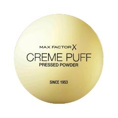 Пудра Max Factor Creme Puff 13 (Цвет №13 Nouveau Beige variant_hex_name BC937D Вес 50.00)