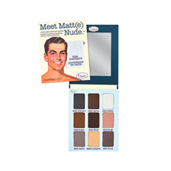 Для глаз theBalm Meet Matt(e) Nude® Nude Matte Eyeshadow Palette для глаз catrice the modern matt collection eyeshadow palette 010 цвет 010 the must have matts variant hex name b19f9b