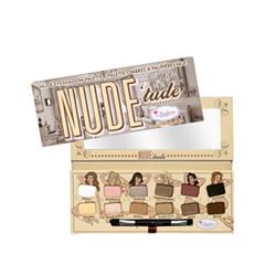 Тени для век theBalm Nude Tude Nude Eyeshadow Palette