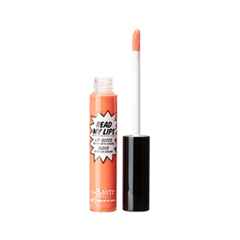 Блеск для губ theBalm Read My Lips POP! (Цвет POP! variant_hex_name FD6743)