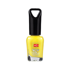 Лак для ногтей Kiss HD Mini Nail Polish MNP02 (Цвет MNP02 Вкусный Банан  variant_hex_name FBF16B)