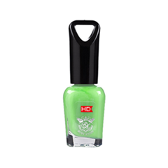 Лак для ногтей Kiss HD Mini Nail Polish MNP04 (Цвет MNP04 Освежающий Лайм variant_hex_name 99E583) kiss hd mini nail polish mnp15 цвет mnp15 экзотический паупау variant hex name 9bd7e2
