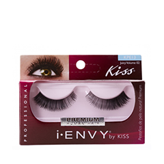 Накладные ресницы Kiss IEnvy Eyelashes Juicy Volume 02