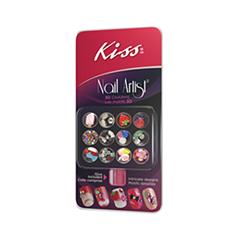 ������ ������ Kiss ����� �������� �� ����� Nail Artist 3D Charms