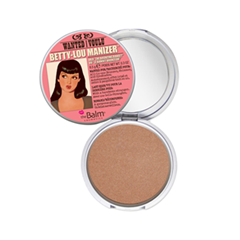 Бронзатор theBalm Betty-Lou Manizer® (Цвет Betty-Lou  variant_hex_name B7866F) хайлайтеры thebalm хайлайтер betty lou manizer