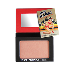 Румяна theBalm Румяна-хайлайтер Hot Mama (Цвет Hot Mama variant_hex_name E3A895)