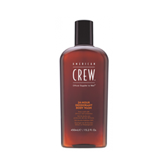 ���� ��� ���� American Crew 24-Hour Deodorant Body Wash (����� 450 ��)