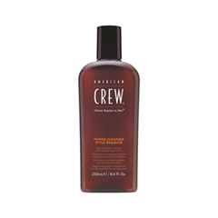 ������� American Crew Power Cleanser Style Remover (����� 250 ��)