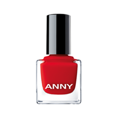 Лак для ногтей ANNY Cosmetics And The Winner Is 142 (Цвет 142 Woman in Red variant_hex_name 970046)