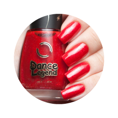 Лак для ногтей Dance Legend Red Show 02 (Цвет 02 variant_hex_name D00016)